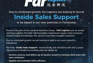 Recruitment Archives - Far Logistics